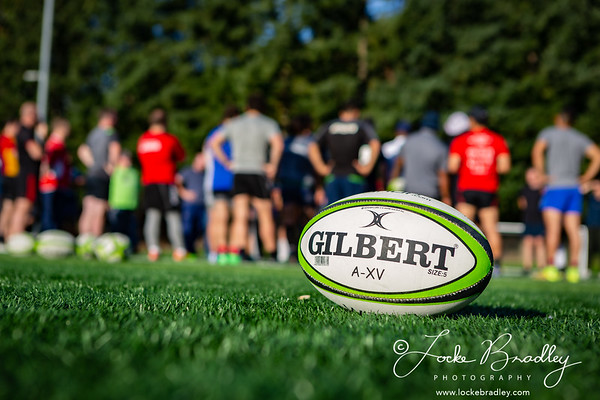 Crusaders Rugby Clinic