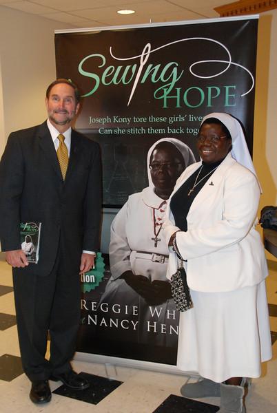 Sister Rosemary at UCO