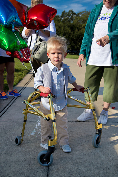 Third Annual Walk-N-Roll for Spina Bifida