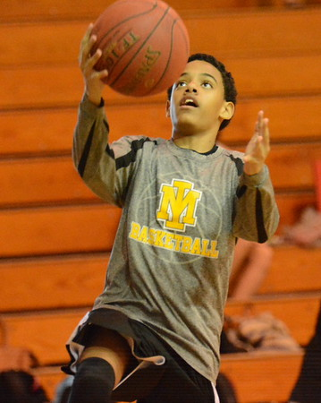 Freshman Basketball at Satellite HS