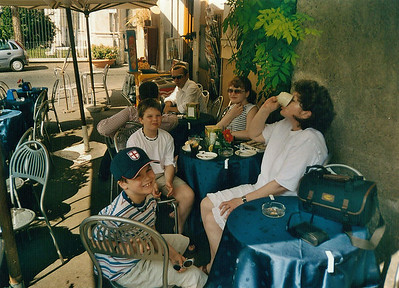 2004 Holiday in Italy