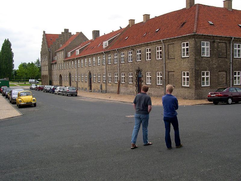 Grundtvigskirken - juni 2004