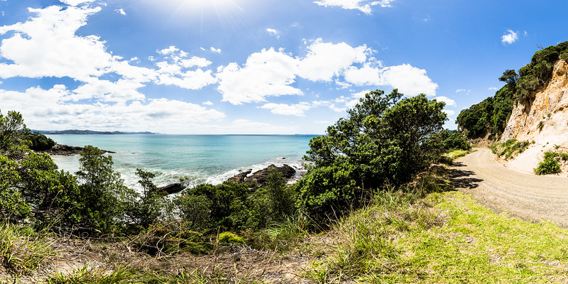 Bluff Road - Rings Beach to Matarangi
