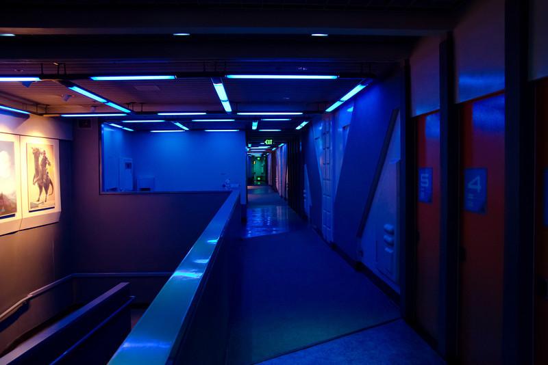 Star Tours Exit