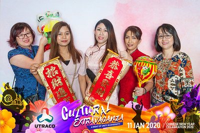 Utraco Chinese New Year Dinner 2020