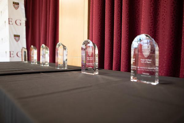 Regis Hall of Fame