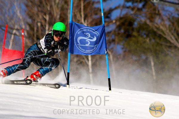 KVAC-MVC Boys Giant Slalom Championship