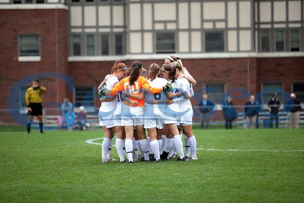 Women's Soccer - Honoring Faculty