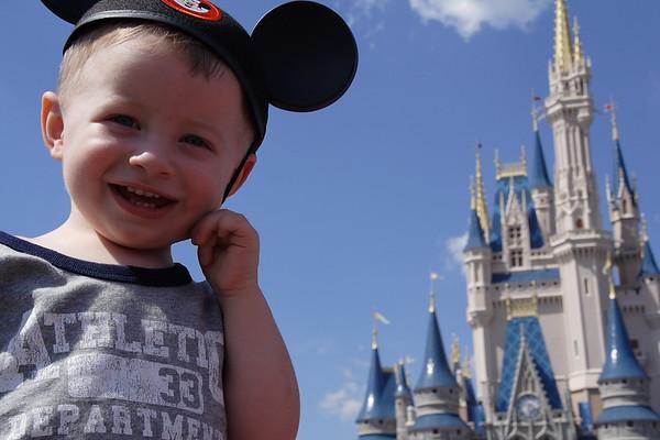Disney April 2008