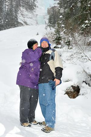 Lake Louise Dec'09