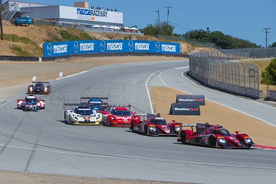 2016 Continental Tire Monterey Grand Prix powered by Mazda featuring the IMSA WeatherTech SportsCar Championship