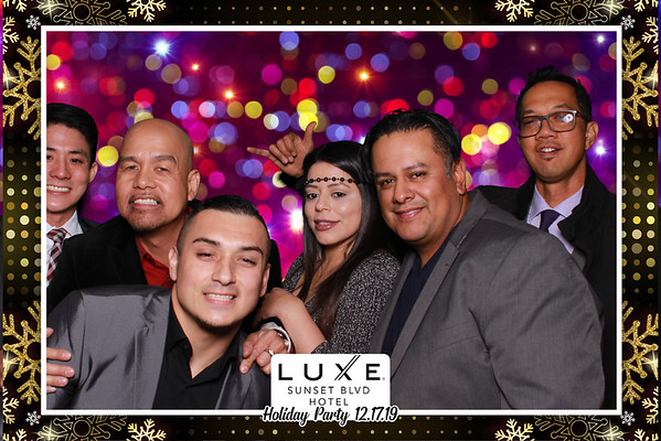12.17.2019 Luxe Sunset Holiday Party