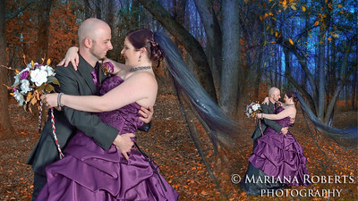 Wedding Photography Collages Artwork by Mariana Roberts Syracuse NY and Oneida Shores Park