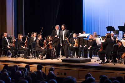 Mozart vs. Saloeri 10/26/19