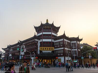 Shanghai - Yu Yuan Gardens