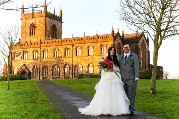 Mr & Mrs Atkinson Wedding 2020
