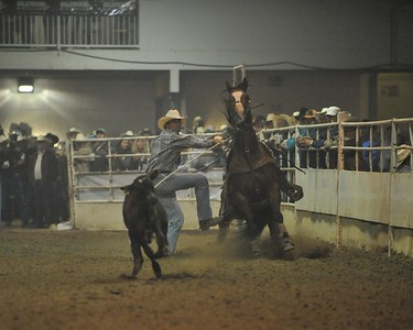 Sutcliffe Memorial Roping 2009
