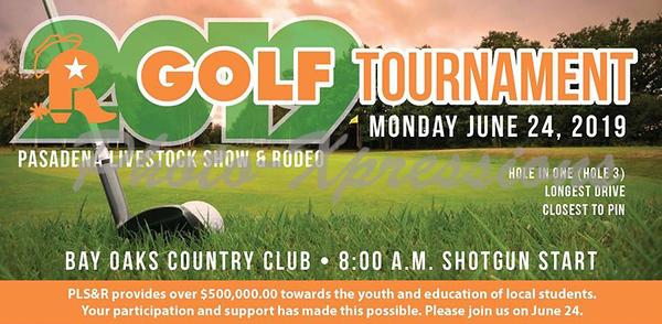 Golf Tournament June 24, 2019