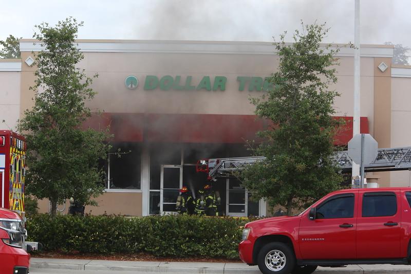 Dollar Tree Fire