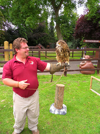 ZooTastic Animal Collection at Bressingham