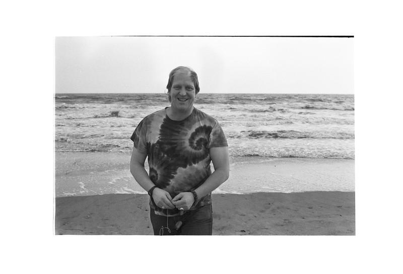 1988 November Virgina Chincoteague mj by sea.jpg