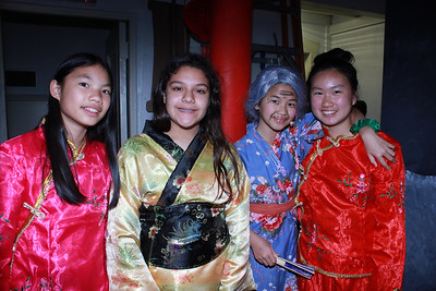 Huntington Middle School Stages 'Mulan Jr.'