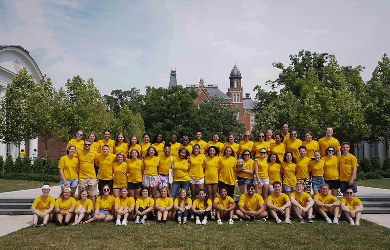 DePauw Mentor Group 2019