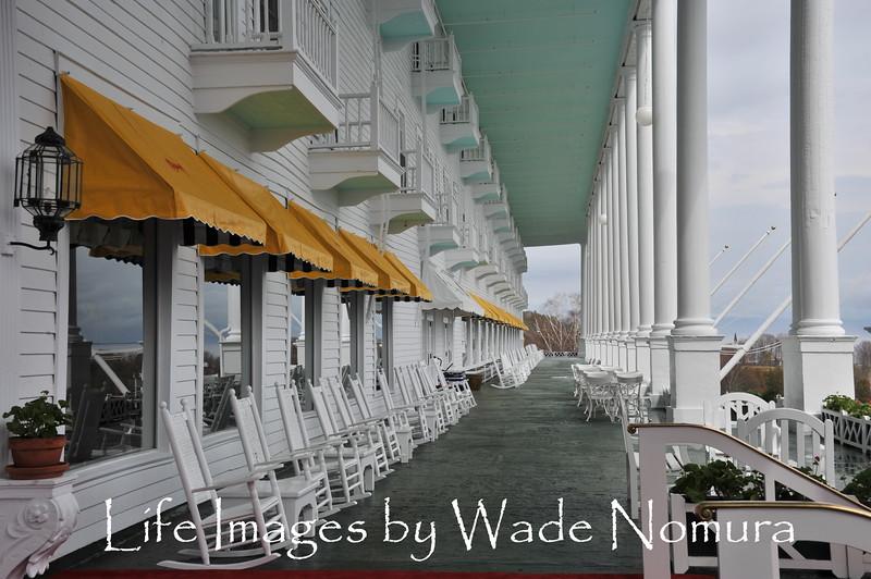 Grand Hotel, Mackinac Island,