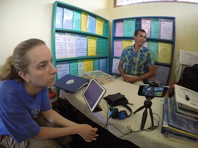 2016 Summer Research GoPro