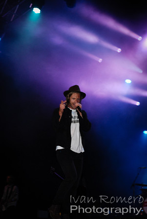 Rock the Universe 2013 - Switchfoot