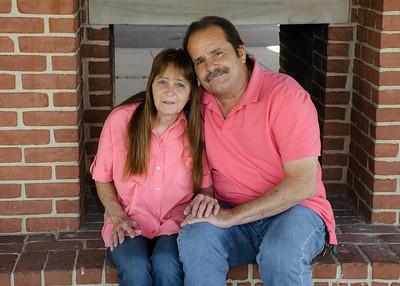 Saundra & Mike