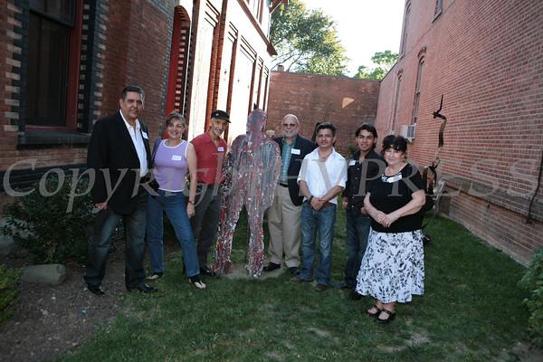 Latin Artist Exhibit 2010