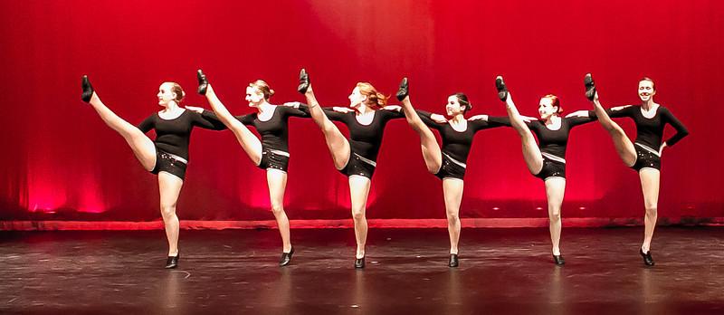 Senior Dance Show 2013