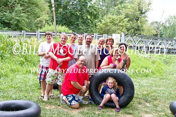 Family Tubing Trip - 06 Aug 11