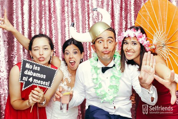 20180721 Carolina & Anthony (Hotel Rey don Jaime, Castelldefels)
