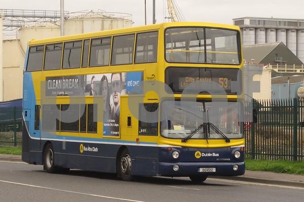 DUBLIN BUSES OCT 2015