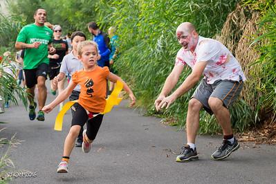 Zombie Run 21 Oct 2016