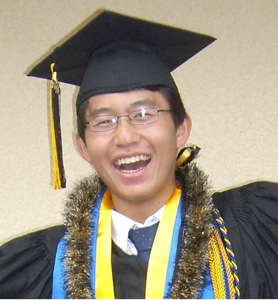 . <b>Name: </b>Justin Choe <br><b>School: </b>Palos Verdes Peninsula High School <br><b>GPA: </b>4.9 <br><b>Activities: </b>Math Club, Swimming, Boy Scouting, Piano <br><b>After Graduation: </b>UC Berkeley, Bioengineering <br><b>Parents: </b>Judy & Clarence Choe