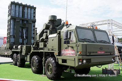 ARMY-2019 - Static displays part 3: Air defence, Radars and EW