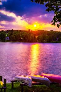 Echo Lake Sunrise