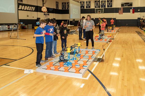 Space City IQ Robotics Elementary Tournament