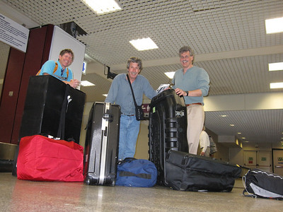 Day 1&2 - Arrival & Perugia