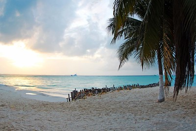 Isla Mujeres Mexico, February 2018