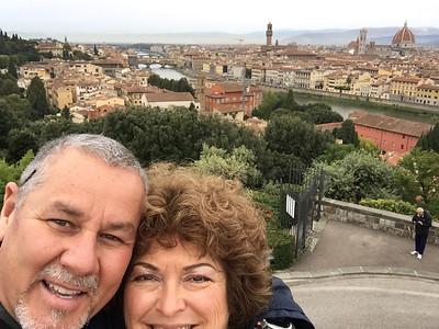 2016-10-13 Day 5 Florence & David