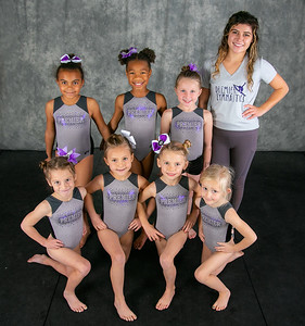 Premier Gymnastics & Cheer of the Rockies Level 2