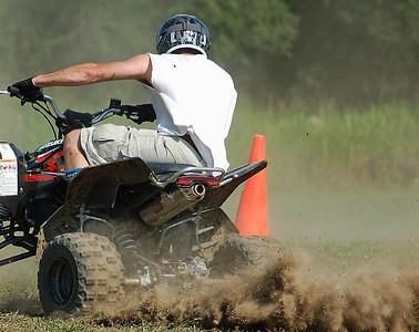 Longton Fair ATV Fun