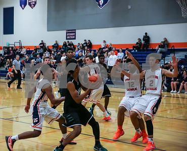 Franklin @ Eastside Catholic Men's Basketball