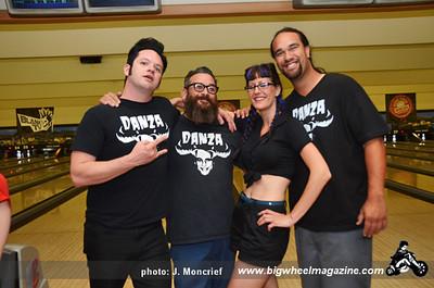 Team Danza - Punk Rock Bowling 2012 Team Photos - Gold Coast - Las Vegas, NV - May 26, 2012