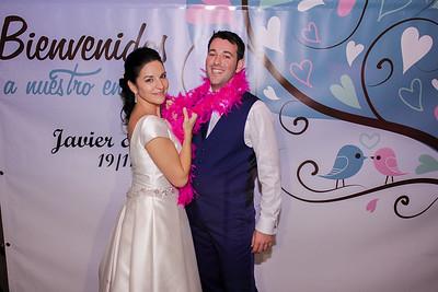 Javier y Patricia 19/11/2016