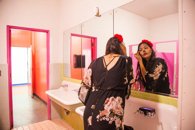 A look into the Dia de los Muertos celebrations throughout Santa Fe. Gabriela Campos/The New Mexican